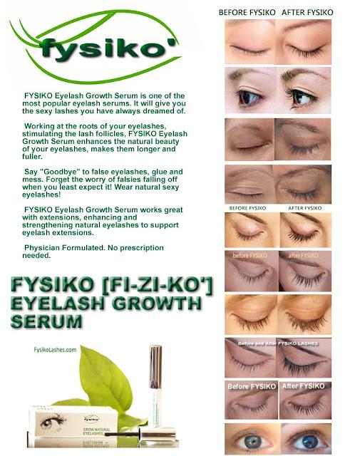 Fysiko Eyelash Growth Serum Beauty Essentials
