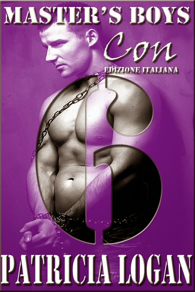 """Con"" Master's Boys (Book 6) M/M BDSM"