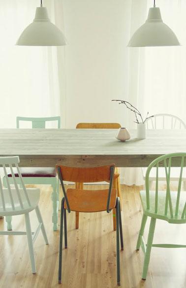 Sala De Estar En Color Verde ~  de la sala de estar comedor y cocina incluso con estos colores que
