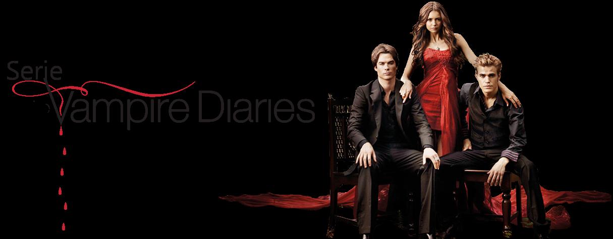 Serie Vampires Diaries