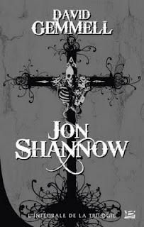 couverture de Jon Shannow