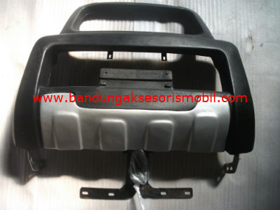Bumper Rush 2009 Small New Fortuner