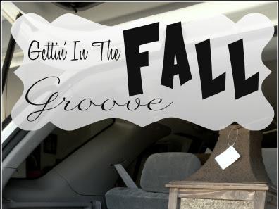 Gettin' In The Fall Groove....