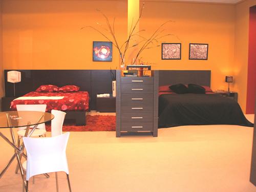 DOS CAMAS EN UN SOLO CUARTO by dormitorios.blogspot.com