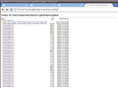 BrowserAsFolderViewer