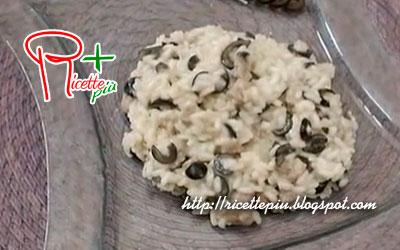 Risotto alla Salsiccia con Olive Nere di Cotto e Mangiato