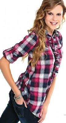 Kışlık Bayan Gömlek Modelleri