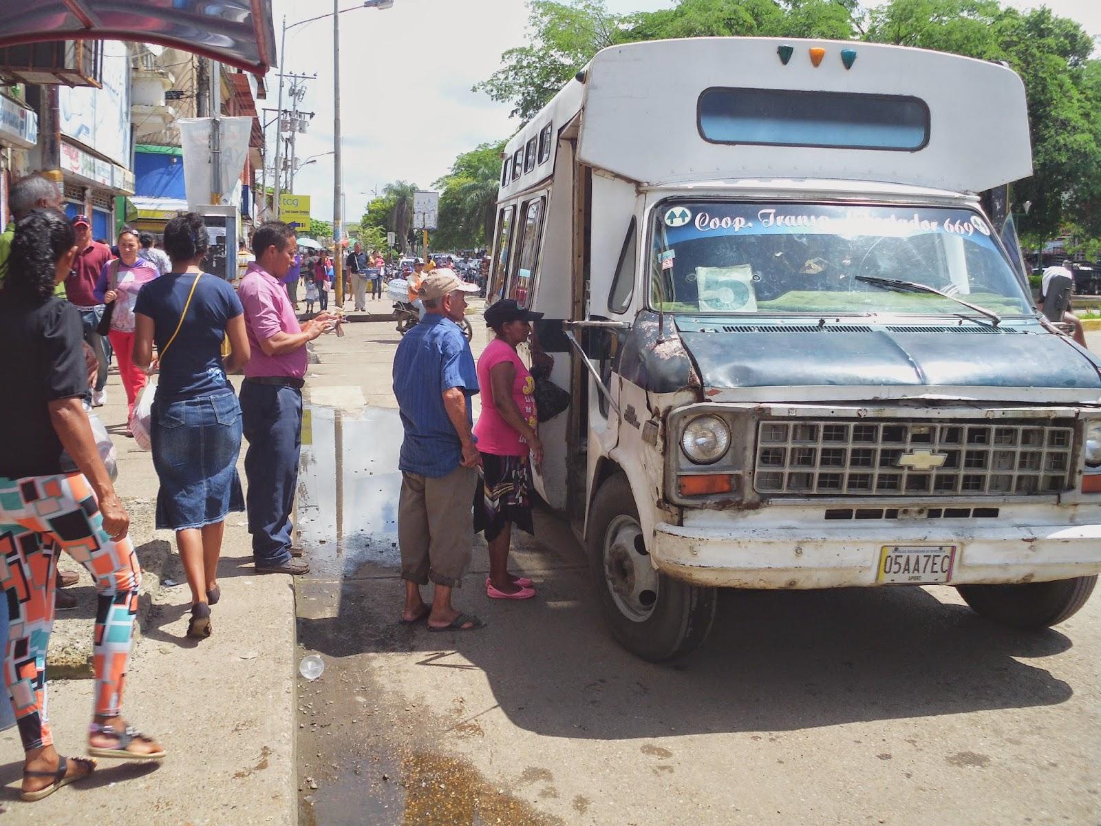 Transporte de rutas urbanas e inter-urbanas aumentarán 15% a partir del 15 de agosto y su servicio es pésimo en San Fernando.