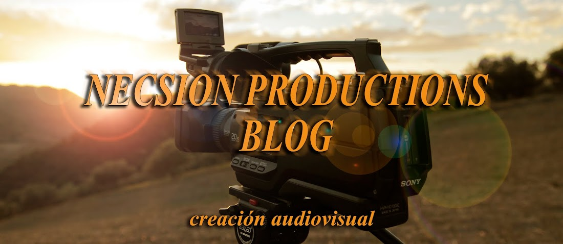 NECSION PRODUCTIONS BLOG