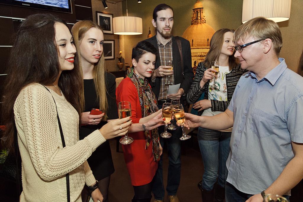 выставка, Солотин, поздравления, открытие, Галерея, ню, гости, Тамбов
