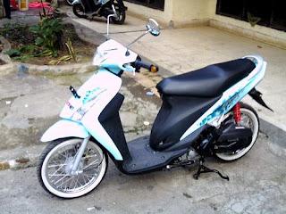 Judul: Gambar Modifikasi Motor Suzuki Spin 125 Terbaru