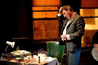 Adrian Dunbar as Brendan Behan
