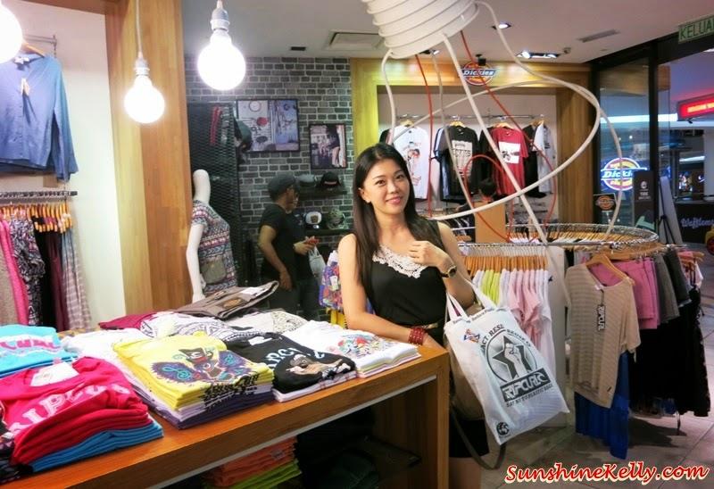 Dickies in Malaysia, Dickies Malaysia, Dickiea KLCC, american workwear, dickies, shopping at dickies