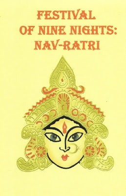 Festival celebration: Festival of Nine Nights - Navrattri