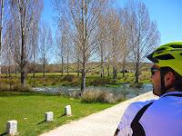 Blog Go Tandem - Vuelta al embalse de Santillana