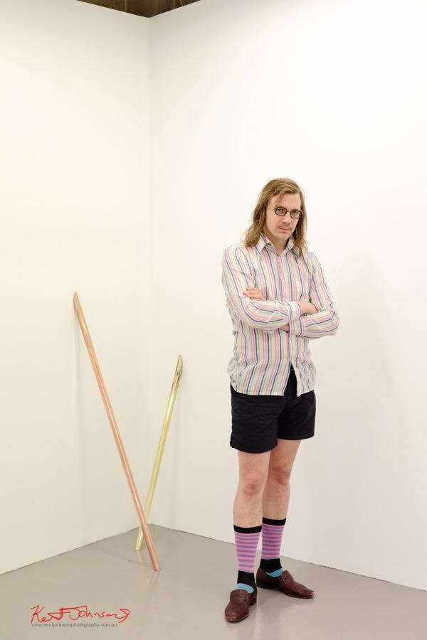 Portrait, Artists Style - Jakob Neulinger, 55 Sydenham Rd - Fujifilm X-Pro1