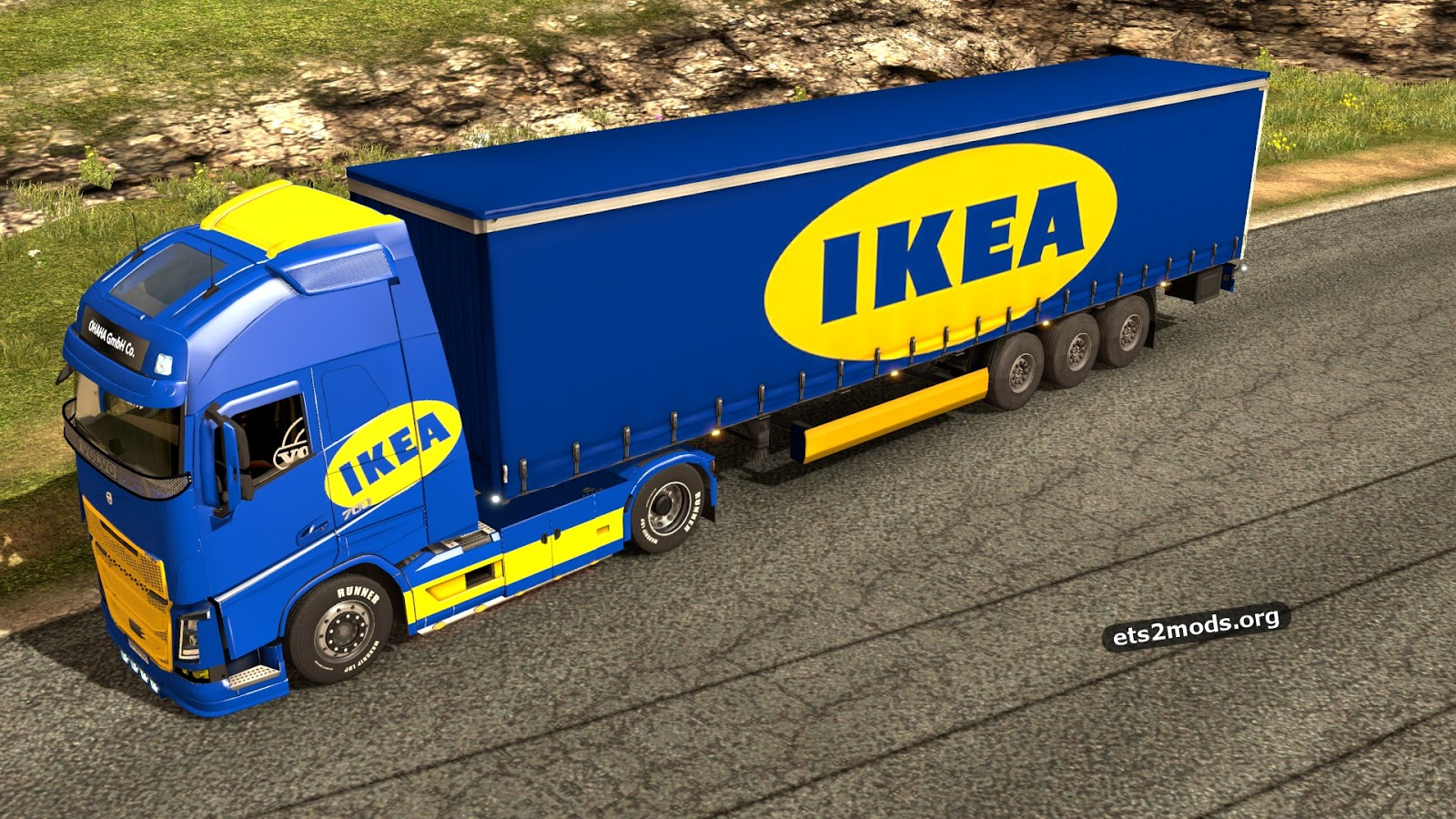 Volvo search results ets2 mods page 196 Ikea simulation
