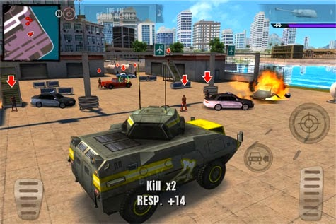 Gangstar Rio City of Saints Apk Data