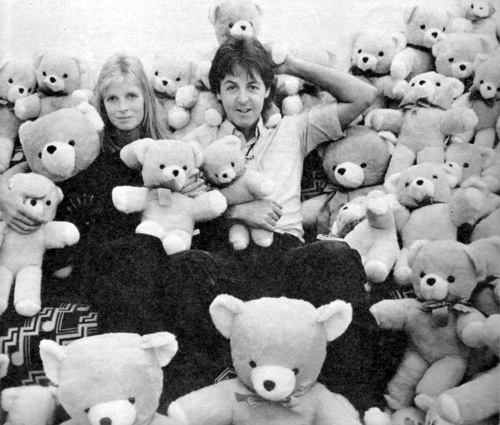 Linda McCartney e Paul McCartneyPaul Mccartney And Linda 2013