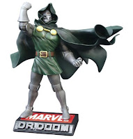 Doctor Doom (Marvel Comics) Character Review - Statue Product 2