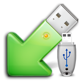 Usb sefely remove