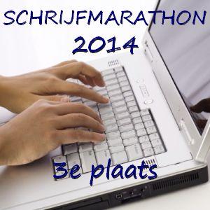 EWA Schrijfmarathon 2014 - 3e plaats