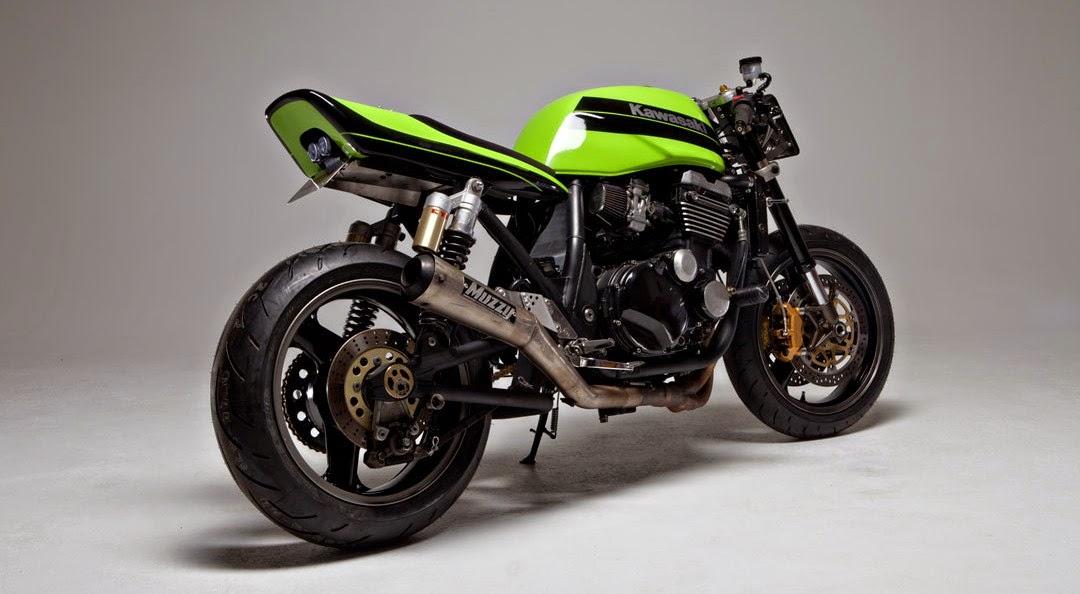 Kawasaki Zrx Cafe Racer