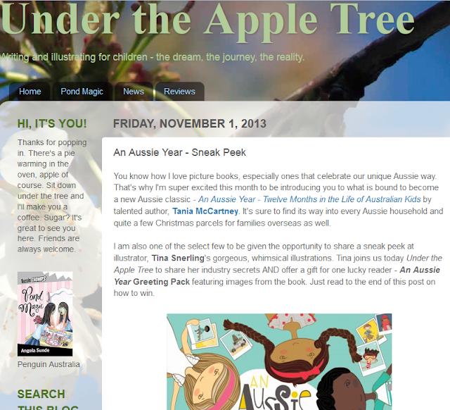 http://angelasunde.blogspot.com.au/2013/11/an-aussie-year-sneak-peek.html