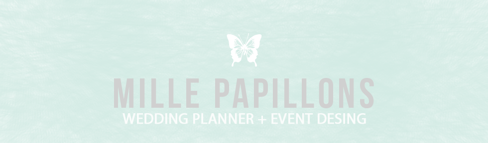 wedding Planner & destination weddings · Mille Papillons ·