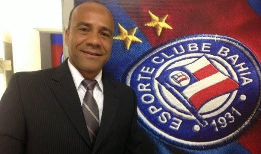 Sérgio Soares é o novo técnico do Bahia