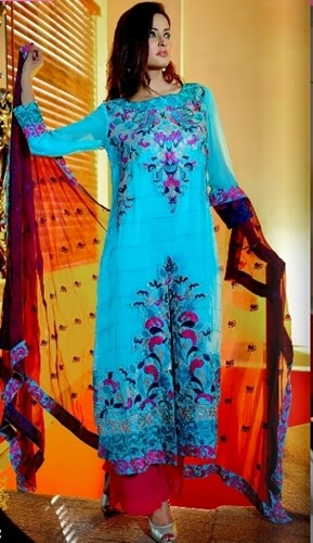 Ahmed Godil Couture Eid Collection 2014