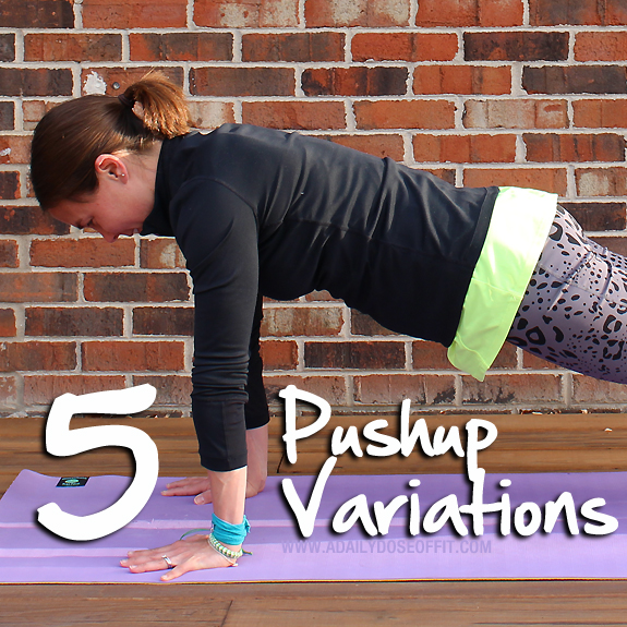 pushups, upper body exercises