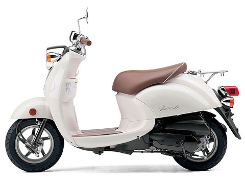 2013 Yamaha Vino 50 scooter pictures | Size 480x360 pixels