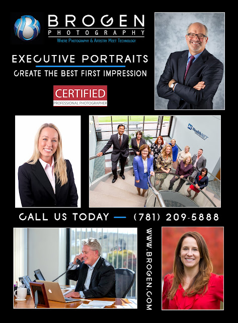 Executive Portraits; Corporate Headshots