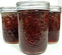 Strawberry-Balsamic Jam