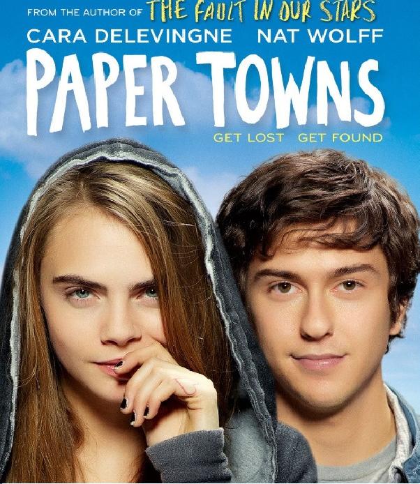 PAPER TOWNS (2015) เมืองกระดาษ [MASTER][1080P] [SOUNDTRACK บรรยายไทยแปล]