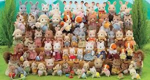 Sylvanian Families - A perfect world!