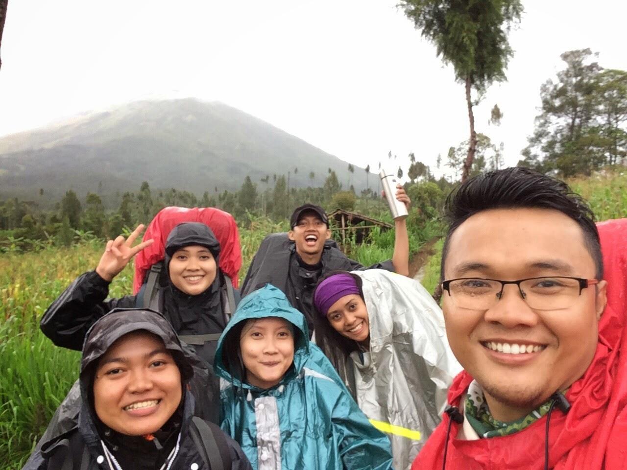 Korban Gunung Sindoro Gunung Sindoro