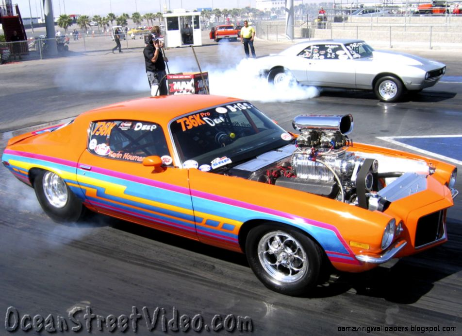 Car Photos and Car Pics of Muscle Cars Drag Racing
