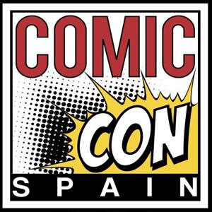 Logo Comic Con Spain