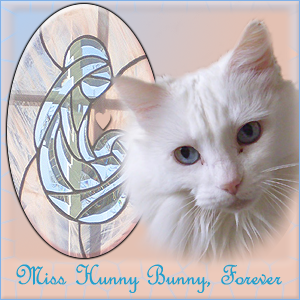 We Will Miss You Miss Hunny Bunny