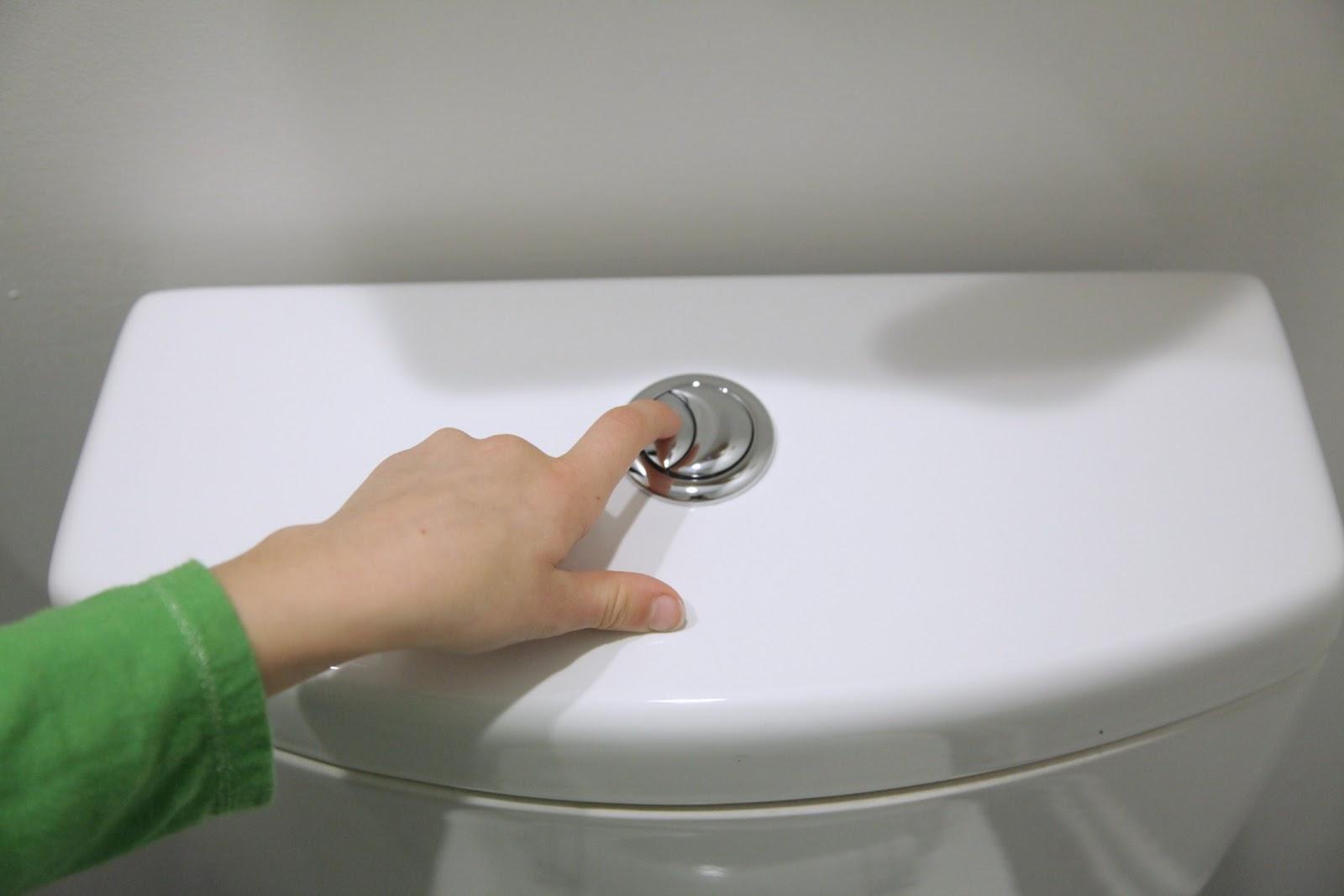 Kids Flush Toilet Choose the flush power you
