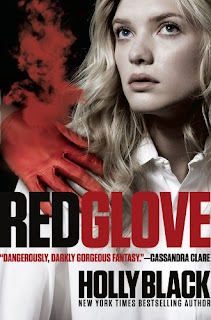 Review of Red Glove by Holly Black published by Simon and Schuster