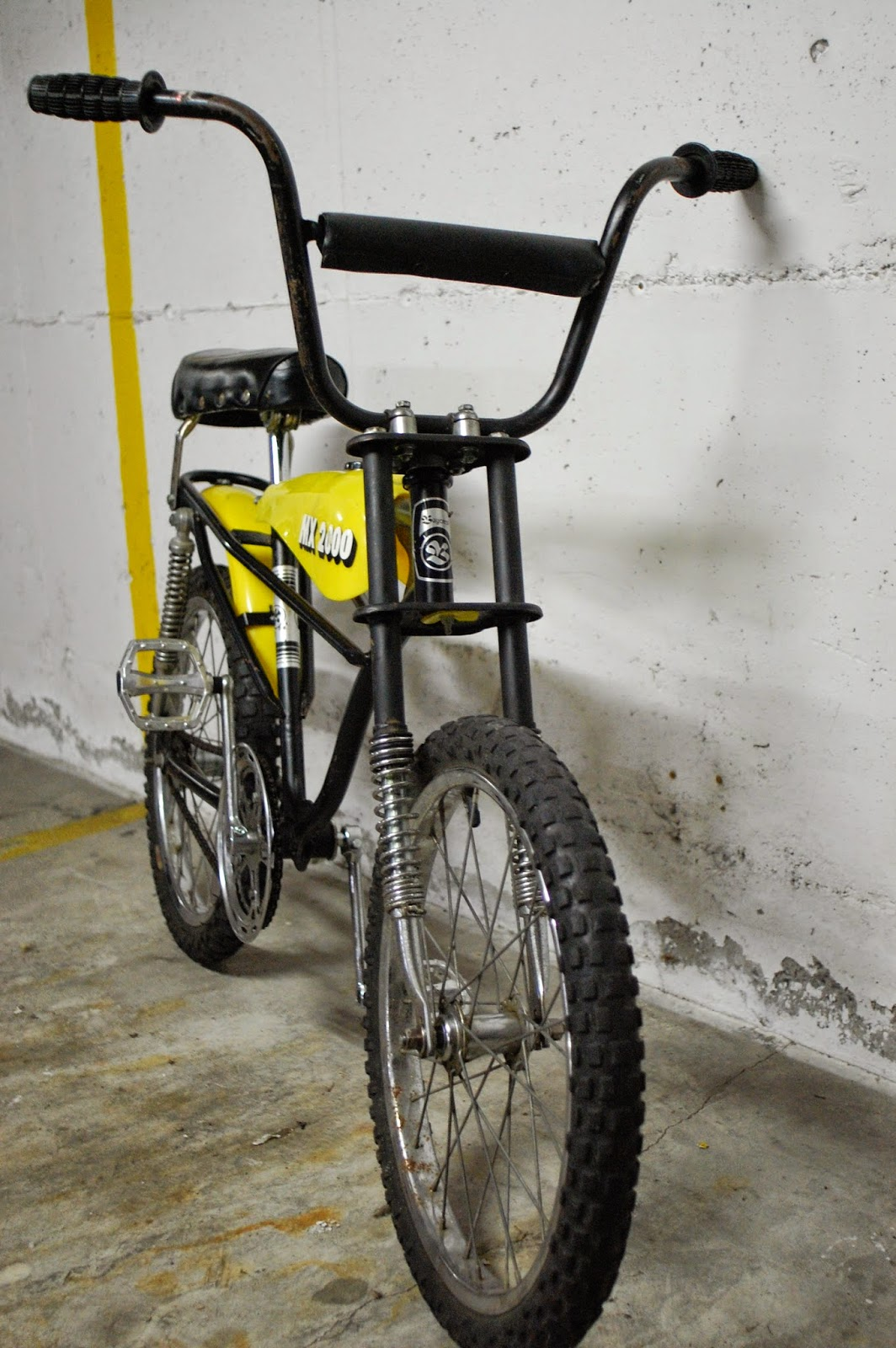 """Dirt Bike For 5 Year Old >> Dating and ID'ing """"Baycrest"""" motocross-style bicycle - BMXmuseum.com Forums"""