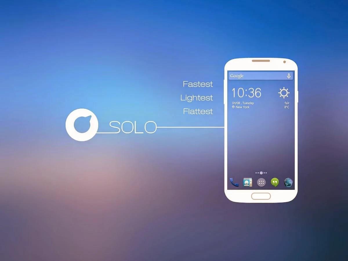 Solo Launcher v1.6.6