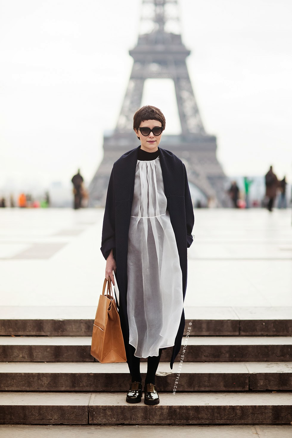 My Fashion Tricks Street Style January 2014 Paris Je