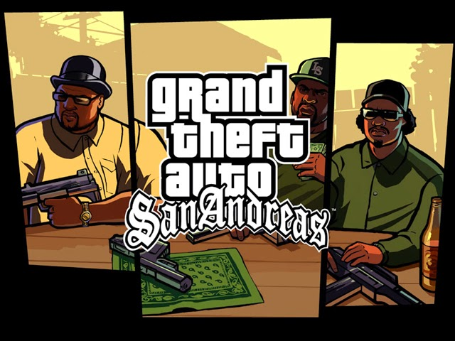 cheat gta san andreas part1