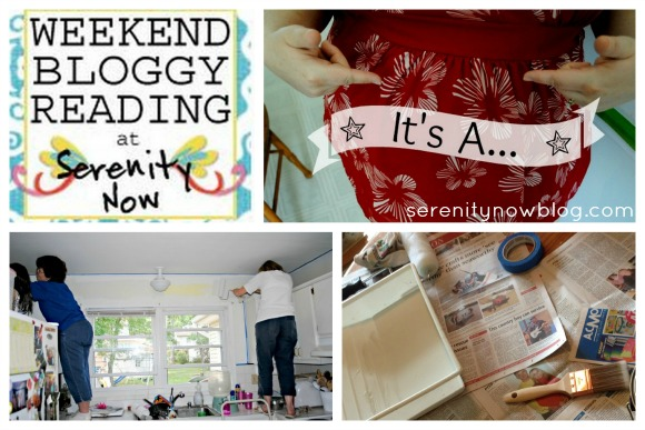 Weekend Features from Serenity Now, 7.26.13
