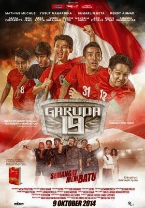 Film Garuda 19: Semangat Membatu 2014 di Bioskop