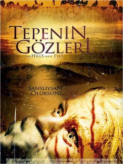 Tepenin Gözleri 1 - The Hills Have Eyes 1 poster